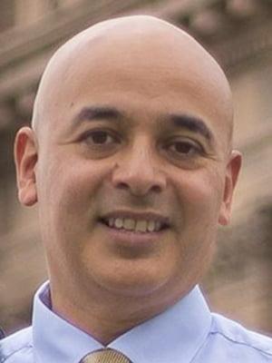 State Representative Alex Dominguez