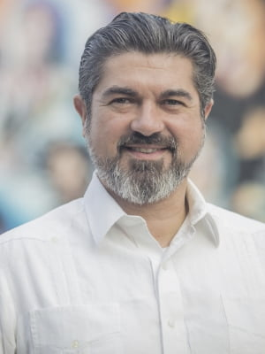 Representante estatal Eddie Rodríguez, presidente de políticas de MALC