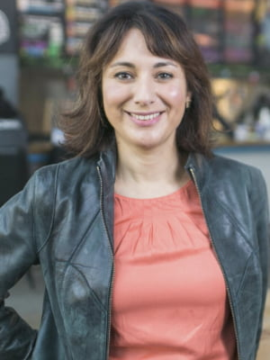 State Representative Gina Hinojosa