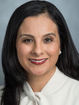State Representative Ina Minjarez